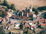 Sagonne village féodal à 5 minutes de Vereaux