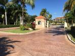 Villas del Mar is gated with full time security
