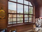 Private, Enclosed Balcony