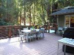 Aberly Grove, Enjoy Outdoor Dining, Sonoma County CA
