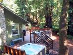Aberly Grove, Guerneville Vacation Rental, Russian River