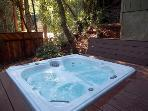 Aberly Grove, Hot Tub