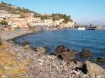 Surroundings: fishmen village St Maria La Scala