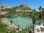 Private Tennis Club for your use