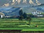 Segundo en alto en el Mundo Volcán Chimborazo. ¿  Te gustaría subir?