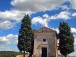 Typical Tuscan Scenery