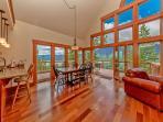 Get FREE Nights! New, Custom Home overlooking Lake Cle Elum! 4BR/4BA!