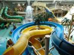 Sandcastle indoor waterpark
