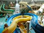 Sandcastle indoor waterpark
