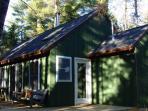Molasses Pond Year Round Cottage Sleeps 7