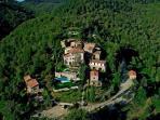 Villa Albizi in Borgo di Montefienali