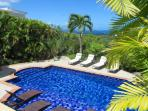 Fabulous Ocean Views-Gorgeous & Private Pool, Gardens & Fountains