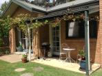 Beautiful renovated cottage in large garden and away from main house