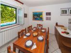 Dining room, Villa Zivana, Dugi Rat, Split Riviera