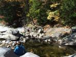 Baker river