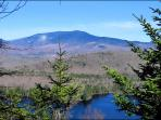 Mount Moosilauke a 4,810 ft peak close to cottage for a great day hike adventure