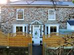 Our lovely traditional Cornish cottage: Glenmount House, Portreath