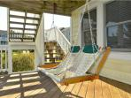 Covered Deck w/Swing