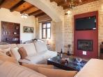 Comfortable living room!
