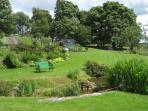 Morenish Mews garden