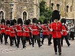 Changing the Guard at Windsor Castle, every day at 11am
