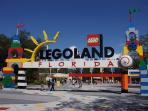 Legoland is only 45 minutes from this Resort
