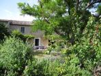 House in Provencal Vineyard