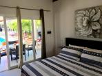 your beautiful Budget Suite with 3 beds