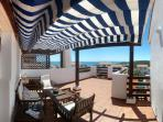 Living / Dining Room Terrace