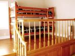 5th Bedroom with bunks