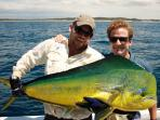 Deep sea fishing - catch and release programme