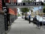 PS 1 MoMa-5 minutes away
