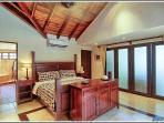 Gorgeous, roomy master bedroom!