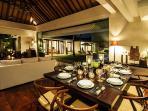 Villa Alabali - 4 Bedroom Villa - Set Dining