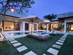Massilia III - 3 Bedroom Villa - The Villa, Pool & Garden