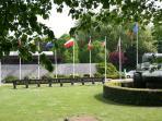 Musée de la Bataille de Normandie à Bayeux