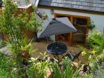 Bertra Cottage Deck