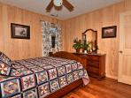 Yellow Pine Bedroom Two