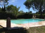 Belle villa au coeur de la provence, piscine