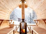 5* Luxury Chalet - Marmotte Mountain Libellule