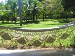This hammock waits for you...