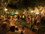 Summer is the time of the fetes, it's easy to join in!
