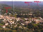 Le village et l'environnement