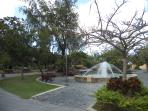 Muñoz Rivera Park. One block from the property
