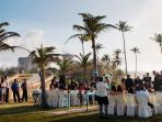 Escambron Beach Club. Wedding Venue. One block from us!