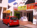Drago Car Hire at a very good price in this village