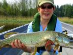 Private Lakes, Game angling and coarse fishing