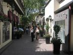 Yorkville is Toronto's most renowned neighborhood for style and culture. Just 10 minutes away