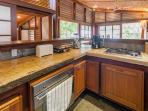 The incredible kitchen space