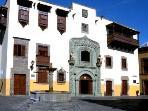 Casa de Colón en Vegueta